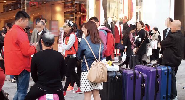 訪日外国人旅行者の動向
